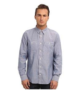 Jack Spade  - Cormac Chambray Work Shirt