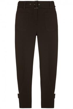 Emporio Armani - Buckle Leg Trousers