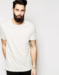Asos - Relaxed Fit Crew Neck T Shirt