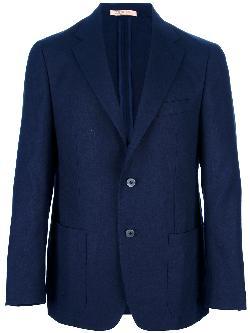CORNELIANI  - classic blazer