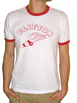 Found Item Clothing - Clifton Ringer T-Shirt