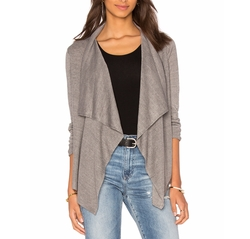360 Sweater - Rosanna Drape Front Cardigan