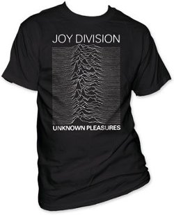 Joy Division - Unknown Pleasures T-Shirt