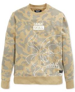 Trukfit  - Gimme Skull Camo Sweater
