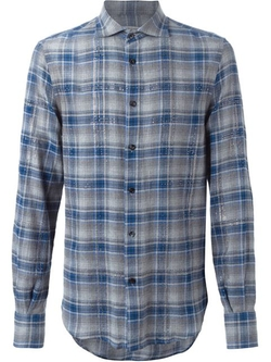 Ermanno Scervino - Plaid Shirt