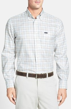 Façonnable  - Classic Fit Plaid Sport Shirt
