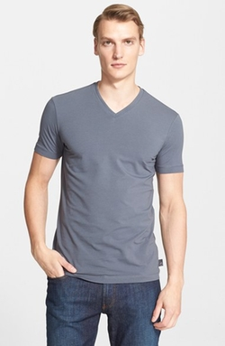 Armani Collezioni - V-Neck T-Shirt