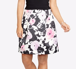 American Living - Floral-Print Skirt
