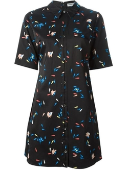 Opening Ceremony   - Speckle Print Shirt Dress