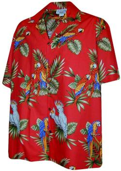 Pacific Legend  - Parrot Hawaiian Shirt