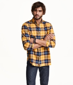 H&M - Flannel Shirt