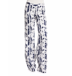 Alexis - Beau Blossom Wide-Leg Pants