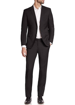 Hugo Boss  - Boss James Sharp Regular Fit Wool Suit