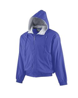 Augusta  - Hooded Taffeta Jacket/Fleece Lined