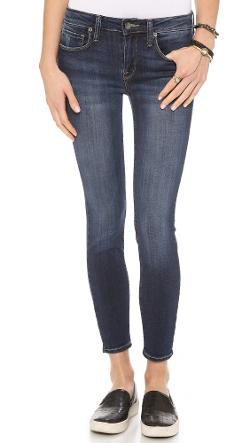Genetic - Brooke Crop Skinny Jeans