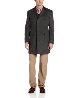 Tommy Hilfiger - Baltic Fly Front Topcoat