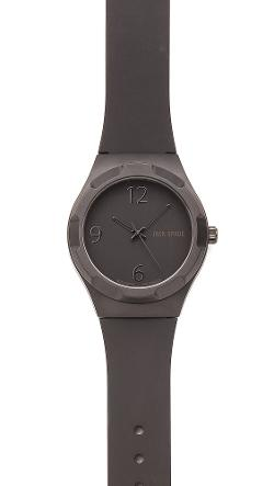 Jack Spade  - Blackout Watch with Rubber Band
