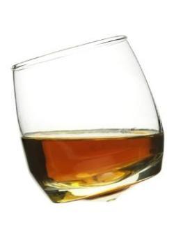 Sagaform  - Rocking Whiskey Glasses