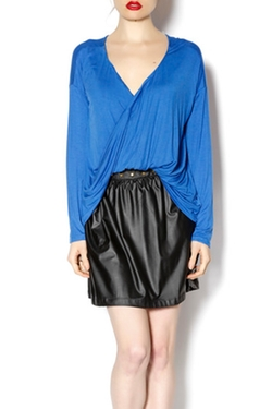 Madison Square Clothing - Twist And Shout Top