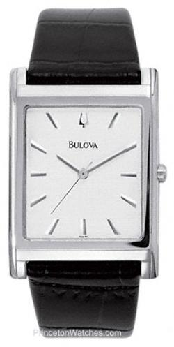 Bulova  - Mens Strap Watch