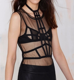 Chromat - Dick Tracy Harness