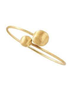 Marco Bicego - Africa Gold Bypass Bangle Bracelet