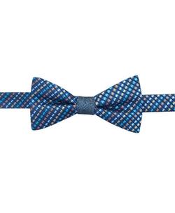 Countess Mara - Reversible Textured Stripe Bow Tie
