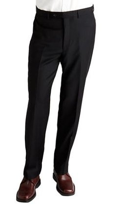Calvin Klein  - Modern Fit Wool Trousers
