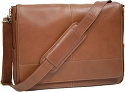 Royce - Leather Messenger Bag