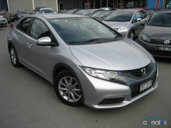 Honda - 2012 Civic VTi-S Car