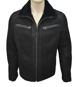 Zavelio  - Shearling Sheepskin Jacket