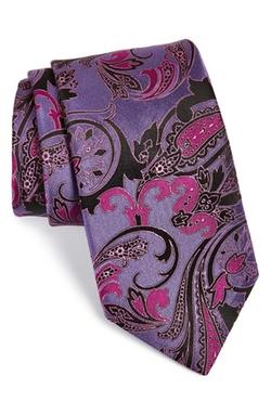 Ted Baker London - Morris Paisley Silk Tie