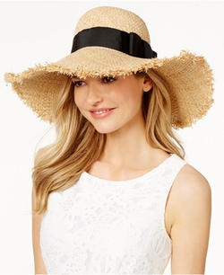 Kate Spade New York   - Raffia Sun Hat