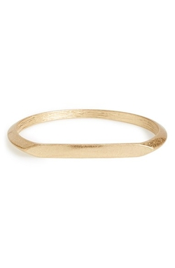Sole Society - Geometric Bangle Bracelet