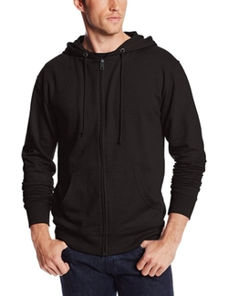 Soffe - French Terry Zip Hooded Sweatshirt