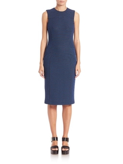 Derek Lam  - Sleeveless Sheath Dress
