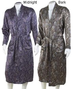 Joseph Abboud - Paisley Silk Robe