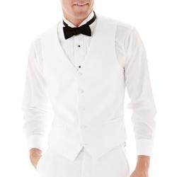 Saville Row - Slim Fit Tuxedo Vest