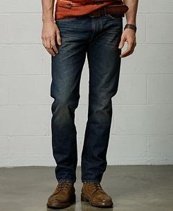 Denim & Supply Ralph Lauren  - Slim-Fit Northridge-Wash Jeans