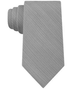 Calvin Klein - Sunrise Pinstripe Slim Tie
