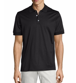 Brioni  - Jersey Knit Polo Shirt