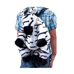 Fiesta Toys - Zebra Backpack