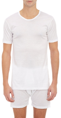 Zimmerli - Crewneck T-Shirt