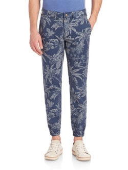 Brooks Brothers - Milano Fit Sailboat Pants