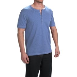 Buffalo David Bitton - Subyarn Terry Henley Shirt