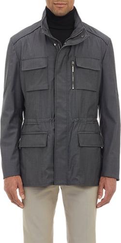 Moorer  - Waterproof Field Jacket