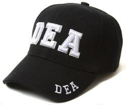 Sports Cap - DEA Strap Hat
