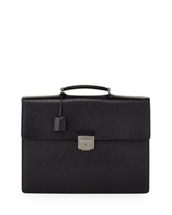 Salvatore Ferragamo  - Revival Gusset Briefcase