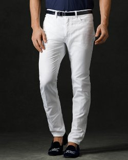 Ralph Lauren - Five-Pocket Pant