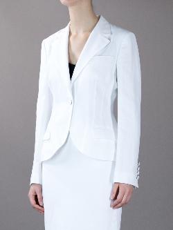 DOLCE & GABBANA - pocket blazer
